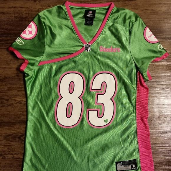 buy online c6dcb 019fc Vtg Reebok Pittsburgh Steelers Heath Miller Jersey